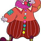 Lesbian Clown by gm-w