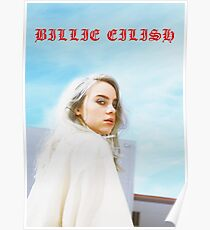 BILLIE EILISH Poster