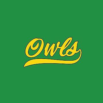 Drake Owls Jacket Logo by eightyeightjoe