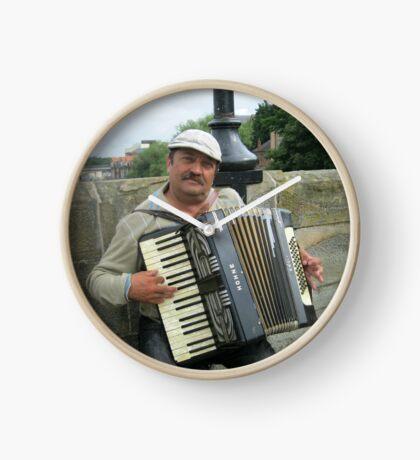 Street Musician Uhr