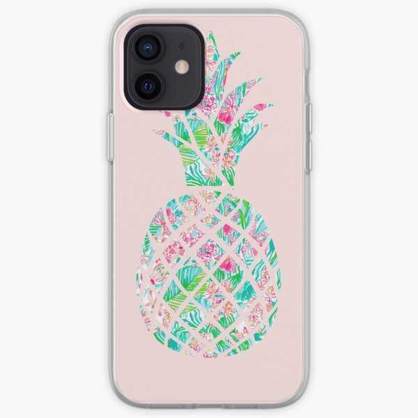 Lilly Pulitzer Pineapple iPhone Soft Case