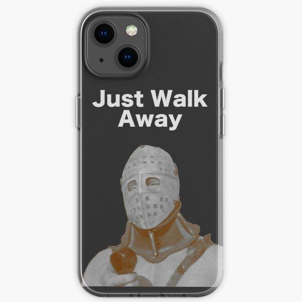"Humongous- ""Just Walk Away"" - Road Warrior iPhone Soft Case"