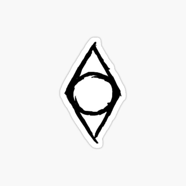 Shadowmark-Thieves Guild Sticker