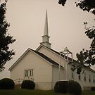 Country Church by cinlaw