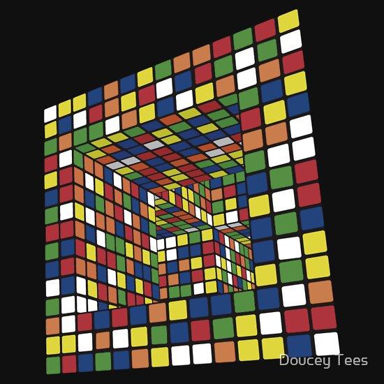 TShirtGifter presents: Illusion Cube 2