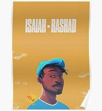 ISAIAH RASHAD Poster
