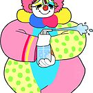 Pansexual Clown by gm-w