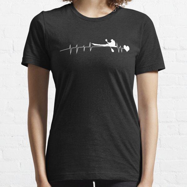 Kayak Heart Beat Tee Essential T-Shirt