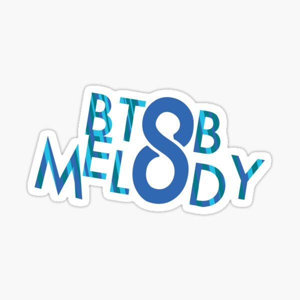 btob logo stickers redbubble redbubble