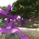 Violet Sticks by JoreJj Z. Elprehzleinn