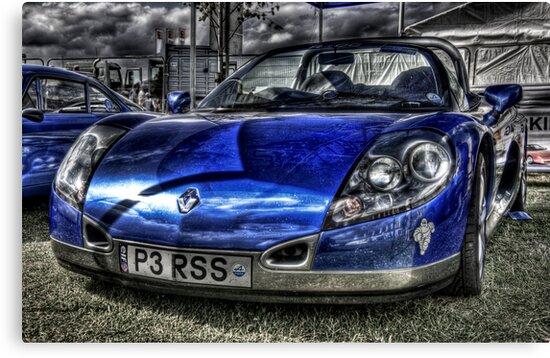 Renault Sport Spider by Roddy Atkinson