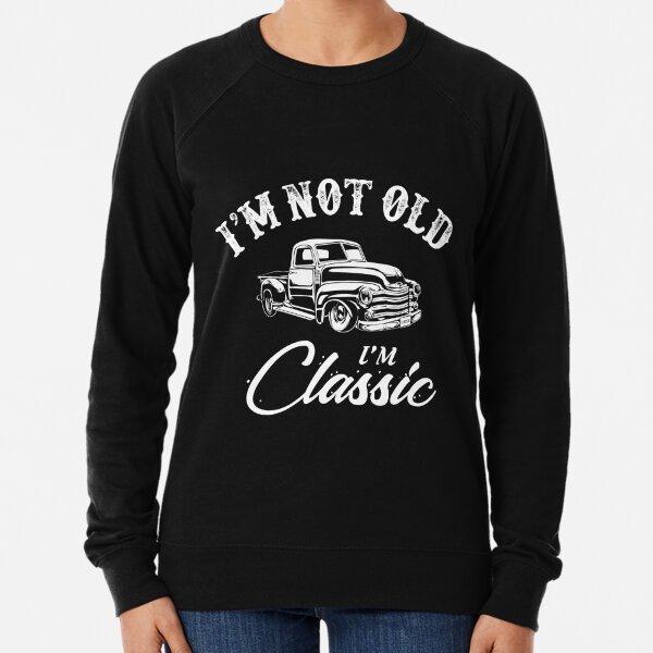 Classic Pickup Truck  Lightweight Sweatshirt