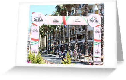 Giro d'Italia Arrival by longaray2