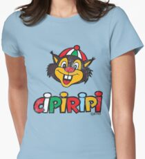 CIPIRIPI Womens Fitted T-Shirt