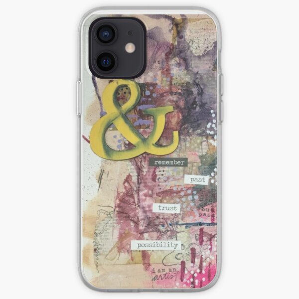 Both And iPhone Soft Case