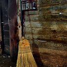 In the Sheds # 1 by GailD