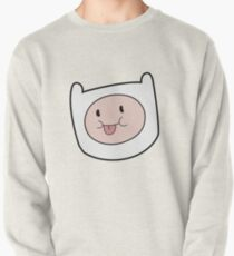 Finn The Human Adventure Time Pullover