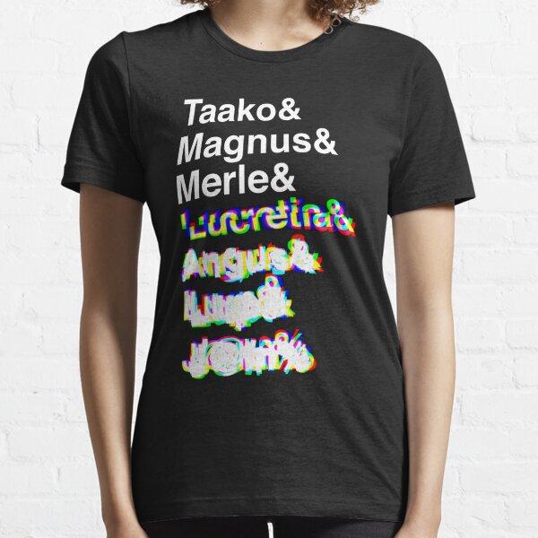 Who? Essential T-Shirt