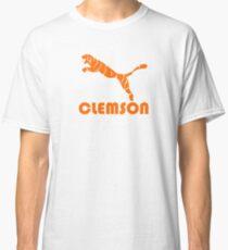 Clemson Tiger bedrückt Classic T-Shirt
