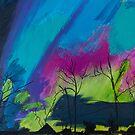 'Northern Lights' by Jack Bannister (2018) by Peter Evans Art