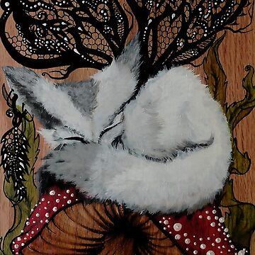 FAIRY FOX by SmudgeMonkey