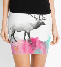 Wild No.2 // Elk Mini Skirt