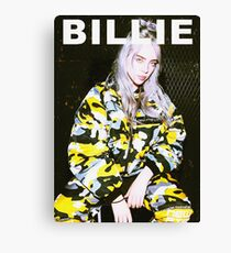 BILLIE EILISH Canvas Print
