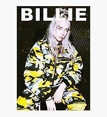 BILLIE EILISH Photographic Print