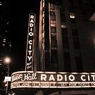 """Radio City"" by elombowmanart"