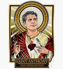 Anthony Bourdain for you Poster