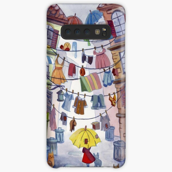 Clotheslines Samsung Galaxy Snap Case