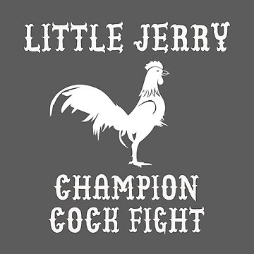 Little Jerry Champion Cock Fight by Mark5ky