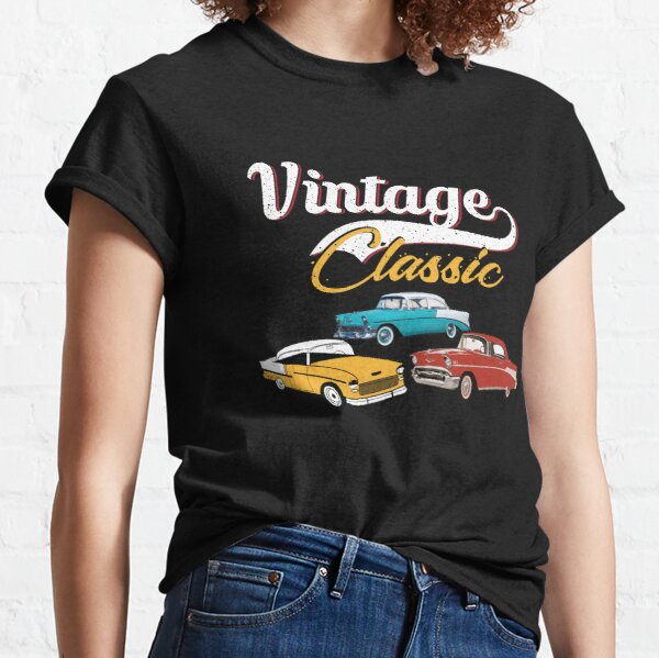 Vintage Classic Chevy Car  Classic T-Shirt