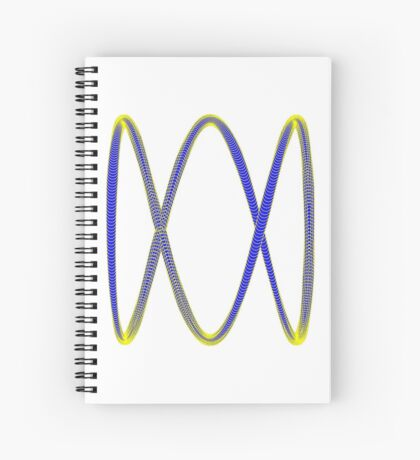 ABC Logo  Spiral Notebook