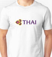 Camiseta unisex Logotipo de Thai Airways