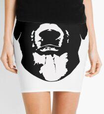 TOBY - BREAST Mini Skirt