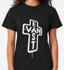 Camiseta clásica Muestra de East Van Street
