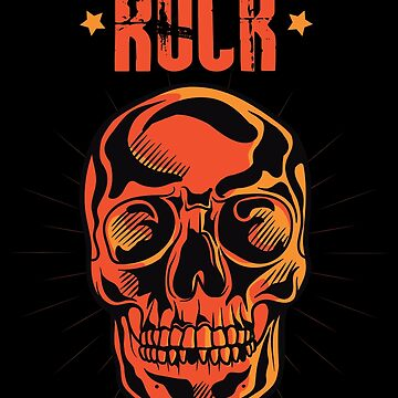 Rock Skull by overstyle