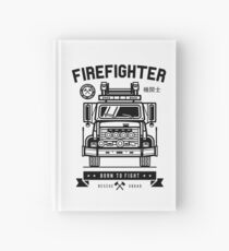 Courage and dedication Hardcover Journal