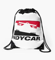 indycar racing Drawstring Bag