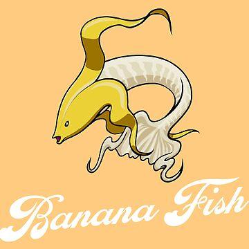 Banana Fish by oxLeinadxo