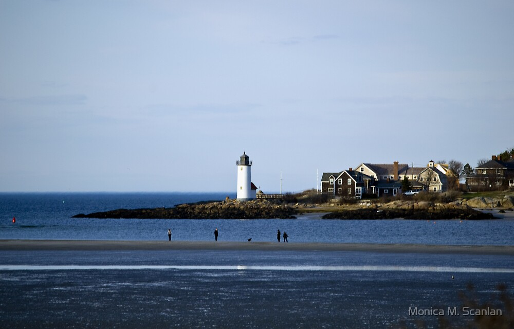 Living the Dream in New England by Monica M. Scanlan