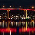 Tasman Bridge Hobart Tasmania by georgiegirl55