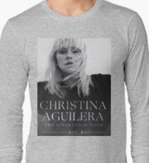 Bona Christina The Liberation Tour  Long Sleeve T-Shirt