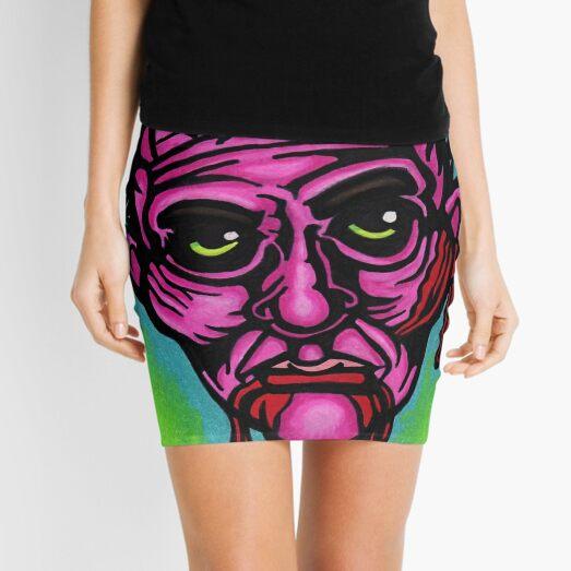 Pink Zombie Mini Skirt