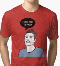 Über die Pasta Vintage T-Shirt