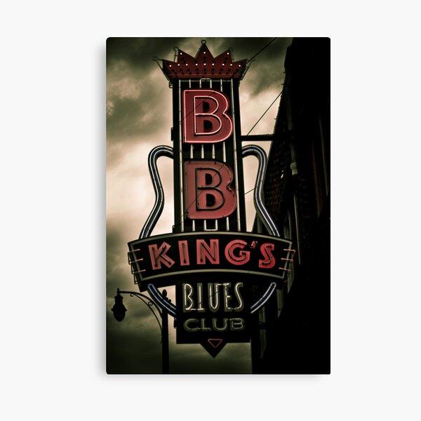 BBKing's Canvas Print
