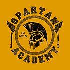 Spartan Academy (Black) by VanHand