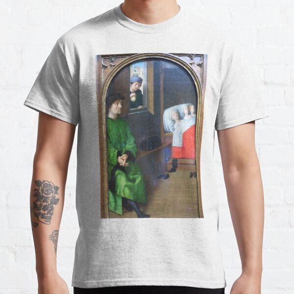 Three Legends of St Nicholas ( no 2 ) Classic T-Shirt