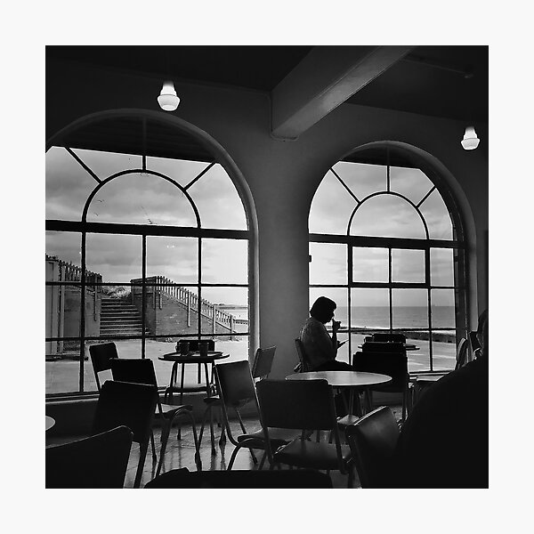The Rendezvous Cafe Photographic Print